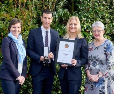 Best Estate Agent Guide Award 2019 - Mike Ford Estate Agents